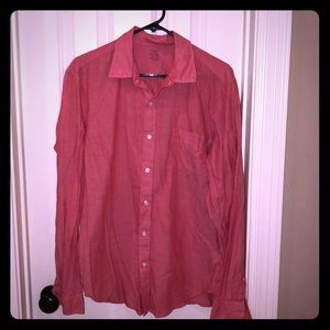 J. Crew Light Weight Chambray Button Down